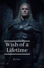Wish of a Lifetime | Geralt x Reader by SapphireWolfGem