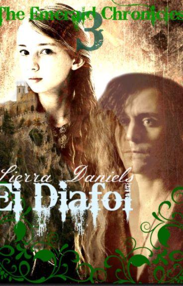 Ei Diafol| Book 3| A Novella in the Blue Moon series| An Avengers fan fiction series|