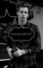 Jealous much?{{Luke Hemmings}} by althoughnights_