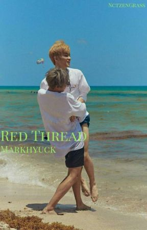 Red Thread | Markhyuck by NctzenGrass