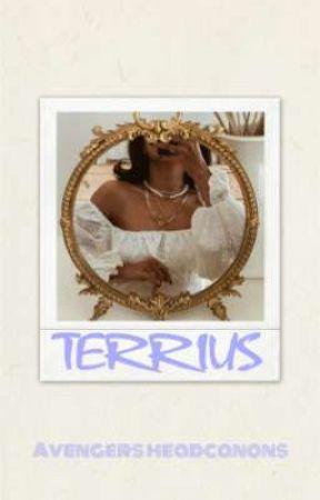 TERRIUS // Avengers headcanons by Grays_Nightwing