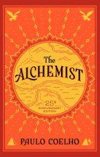 The Alchemist - Paulo Coelho by Rusberrypi
