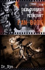 Skulduggery pleasant fan book by Doctor-nye