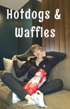 Hot Dogs & Waffles [Chaelisa] by rosiemunk