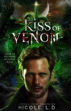 Kiss of Venom by ADreamingReality