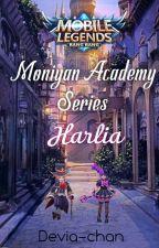 Moniyan Academy Series: Harlia by Devia-chan