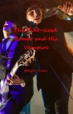 The Pint-sized Romeo and His Vampire (a Frerard Fic)    --HIATUS-- by Kyle_Scale