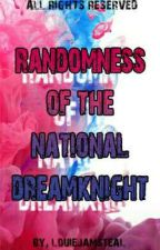 Randomness of the National Dream Knight by louiejamsteal