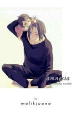 amnesia » uchiha sasuke by malikjuana