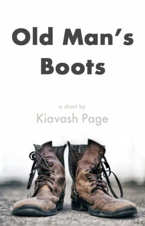 Old Man's Boots by kiavashp