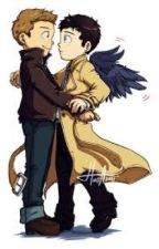 Destiel Smut by Cas_Haz_Fluffy_Wingz