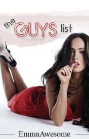 The Guys List by EmmaAwesome