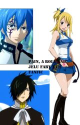 Pain- a RoLu and JeLu fanfic- Fairy tail by xoanneox