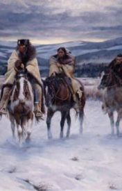 Native American Life in 1800s by booklover3495