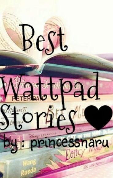 Best Wattpad Stories ♥