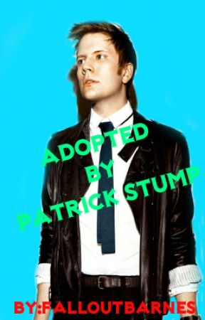 Adopted By Patrick Stump by FallOutBarnes