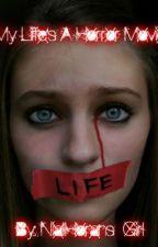 My Life's A Horror Movie(A Louis Tomlinson Fan Fiction) by itskayte