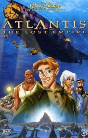 Atlantis the Lost Empire & DBZ Crossover by CynderBlack4