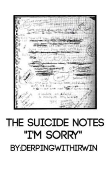 The Suicide Notes || A.I AU