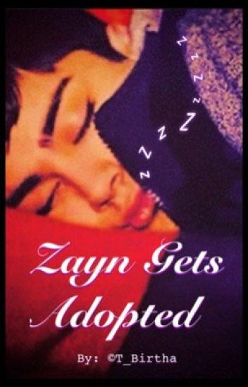 Zayn gets Adopted