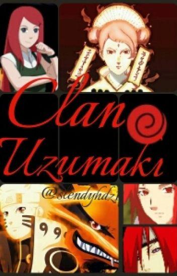 EL CLAN UZUMAKI (Kakashi y tu)