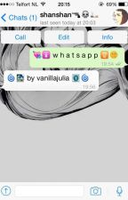 whatsapp by vanillajulia