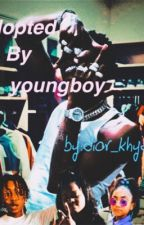 Adopted by Youngboy book 2  by khyaaaa_