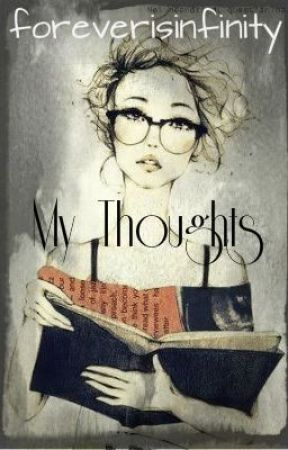 My thoughts by lavigrapi