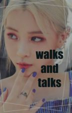 walks and talks || ryeji by shinuzzle