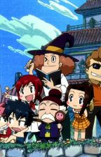 Fairy Tail one-shots by diet_coca_cola