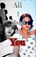 All I Need Is You by Useless_Btch