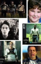 The Maze Runner Imagines by shuckitshanks