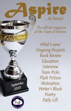 Aspire Magazine - September 2020 - Team of Dreams by TeamOfDreams