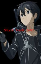 Stuck Inside SAO(Kirito x Reader)(Sword Art Online) by -That-One-Otaku-
