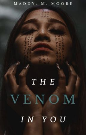The Venom In You by sp00kybean