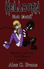 HellBorn: Red Devil by Karakuri642