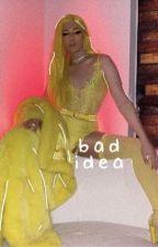 bad idea ; lemyanka by ageoflemon