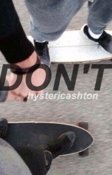 Don't ; Lashton