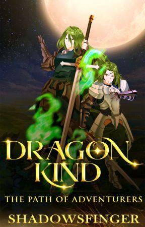 Dragonkind by ShadowsFinger