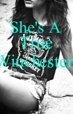 She's a true Winchester. by Ibroughtthefandoms