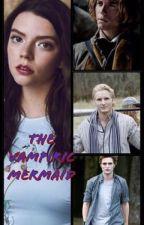 The Vampiric Mermaid (Twilight Cullen Love Story) by SerenaChintalapati