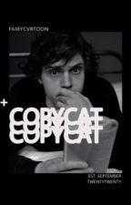 copycat. klaus hargreeves  by fairycvrtoon