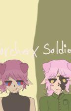The General's son | Piggy | Torcher x Soldier  by FoxxyRoxxy2209