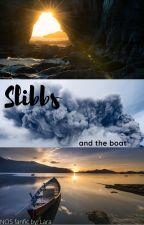 Slibbs and the boat by dinozzobby