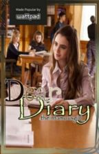 Dear Diary by theinfamousgirl_