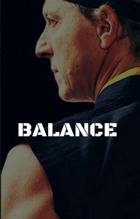 Balance (Johnny Lawrence x reader) by LannisterJester