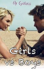 Chicas vs Chicos by Girl1105