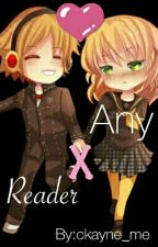 Any X Reader  by cKayne_me