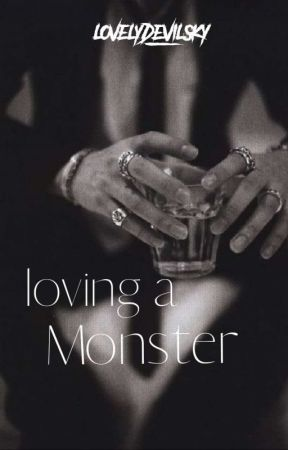 loving a monster  by lovelyDevil_sky