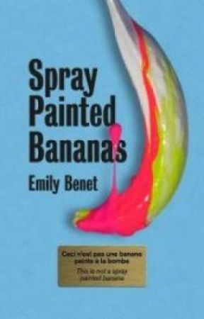 Spray Painted Bananas by emilybenet